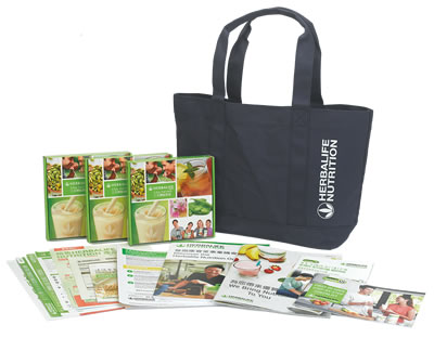 Herbalife Membership Pack