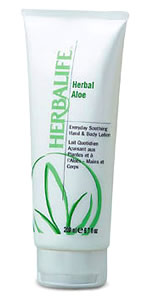 Herbal Aloe Soothing Hand & Body Lotion