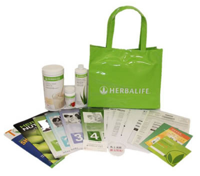 Herbalife Membership Pack